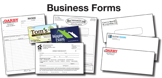 businessforms